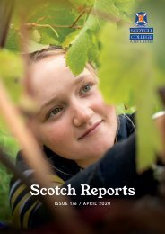 Scotch Reports Issue 176 (April 2020)