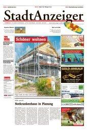 Stadtanzeiger Coesfeld kw 13