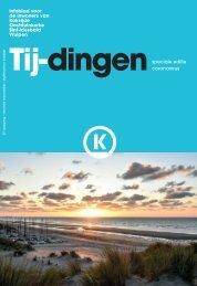 Infoblad Tij-dingen, 25.03.2020 - speciale editie coronavirus