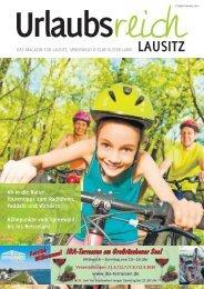 Urlaubsreich Lausitz  Frühjahr/Sommer 2020