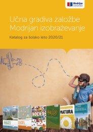 Učna gradiva založbe Modrijan izobraževanje