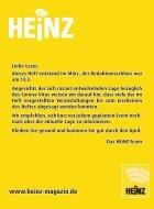 04_2020 HEINZ Magazin Duisburg, Oberhausen, Mülheim - Page 2