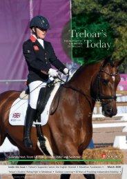 Treloar's Today - Spring 2020