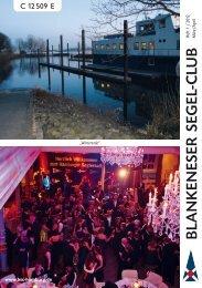 Ausgabe 01/2012 (März/April) - Blankeneser Segel-Club eV