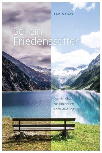 Ken Sande: Sei ein Friedensstifter