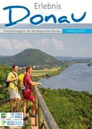 Erlebnis Donau Frühling 2020