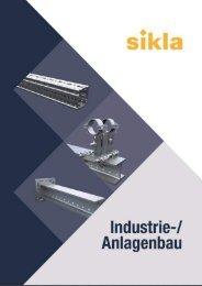 Industrie-/ Anlagenbau Katalog