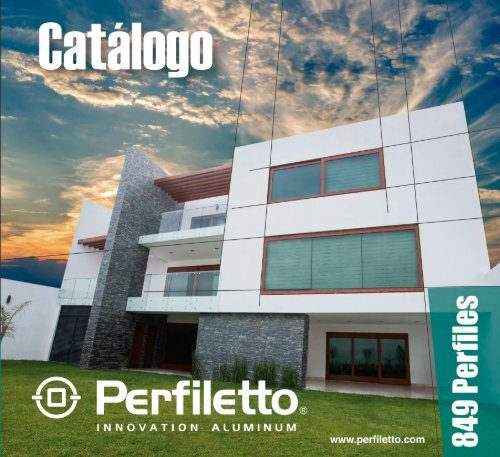 Catálogo Perfiletto 2020