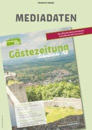 Mediadaten Gästezeitung