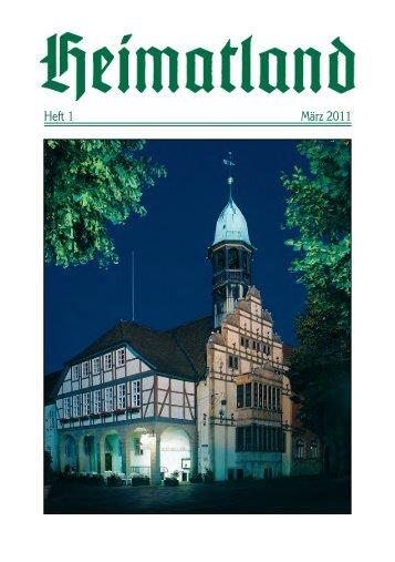 110. Jahreshauptversammlung - Heimatbund Niedersachsen eV