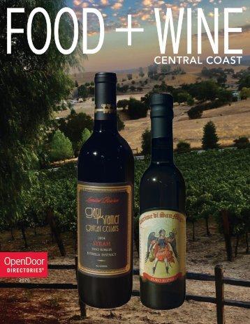 Food + Wine 2020