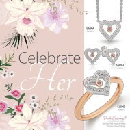 Mothers Day 2020 - Catalogue - Pink Version - New Zealand 403mm by 135mm - Single Pages