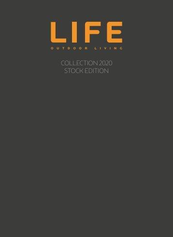LIFE Gartenmöbel Kollektion 2020