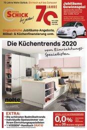 2020/13 - Wohnschick ET: 26.03.2020