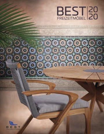 BEST Gartenmöbel Katalog 2020