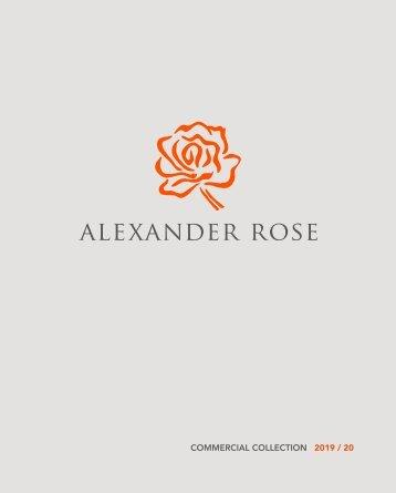 Alexander Rose Katalog-2020