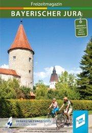 Freizeitmagazin Bayerischer Jura