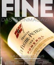 FINE Das Weinmagazin - 01/2020