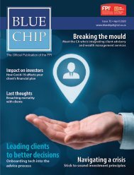 Blue Chip Journal Issue 75 - April 2020