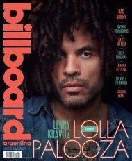Billboard Argentina Marzo 2019