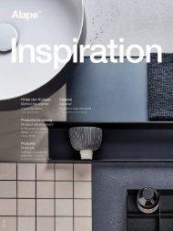 Alape - Catálogo - 2019 - Inspiration