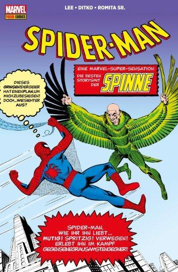 Marvel Klassiker: Spider-Man (DMAPB117)