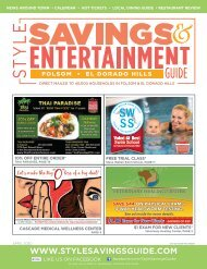 Savings and Entertainment Guide April 2020
