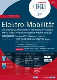 Elektro-Mobilität 2011 - Business Circle