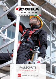 K3S COFRA FALL PROTECTION 2020