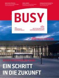 busy - Geschäftskundeninformation 2019