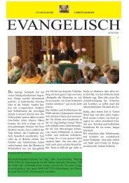 Evangelische Kirchenzeitung-2014 Herbst