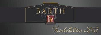 weissweine 0,75l - im Weingut Barth