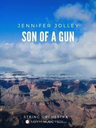 Son of a Gun (string orchestra score)