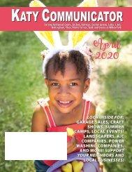 Katy Communicator April 2020