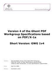 GWG 1v4 - Ghent PDF Workgroup Specifications ... - Standardizace.cz