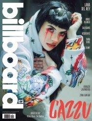 Billboard Argentina Septiembre 2019