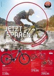 Sport&Service4you Zeltweg Osterprospekt 2020