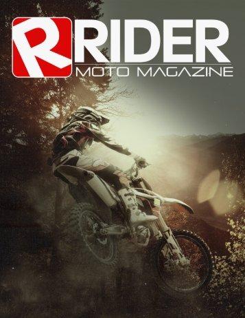 Rider Magazine | Vol 2. | Mars 2020