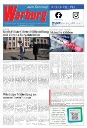 Warburg zum Sonntag 2020 KW 13