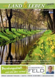 Land & Leben Ausgabe April