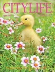 Citylife in Lichfield April 2020
