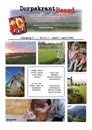 DORPSKRANT BEESD – JAARGANG 11 - NR.4