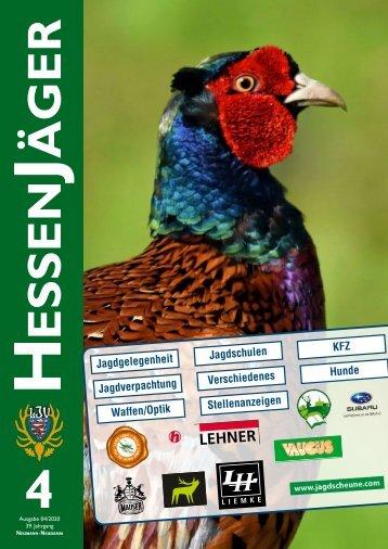 HessenJaeger 04/2020 E-Paper