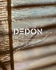 DEDON Katalog mit Maßen 2020 Sonnenparadies Ferber