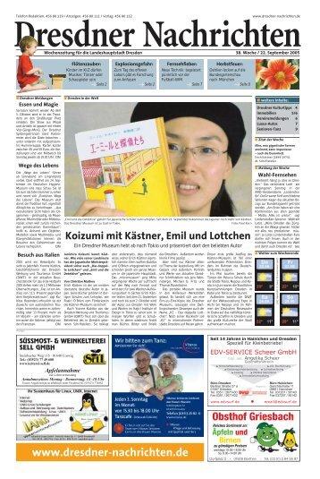 Dresdner Journal - Dresdner Akzente