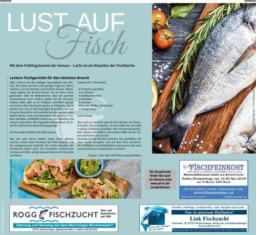 Uns schmeckts - Fisch