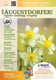 Der Augustdorfer: Mit den Kindern in die Natur