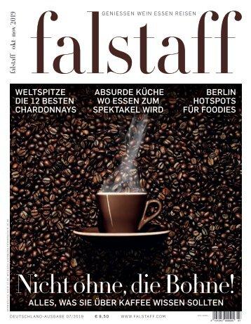 E-Paper   Falstaff Magazin Österreich 07/2019