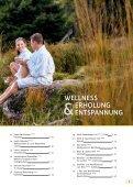 Wellness und Genuss im Bayerischen Wald 2020 - Page 5