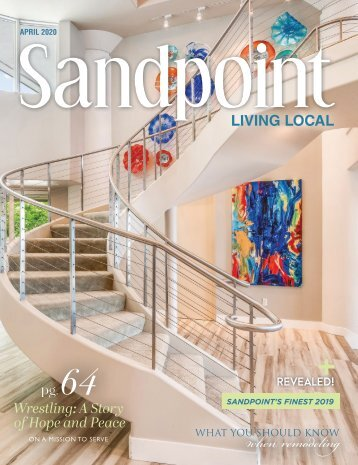 April 2020 Sandpoint Living Local